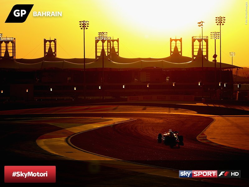 Da oggi via al GP del Bahrain: orari in TV