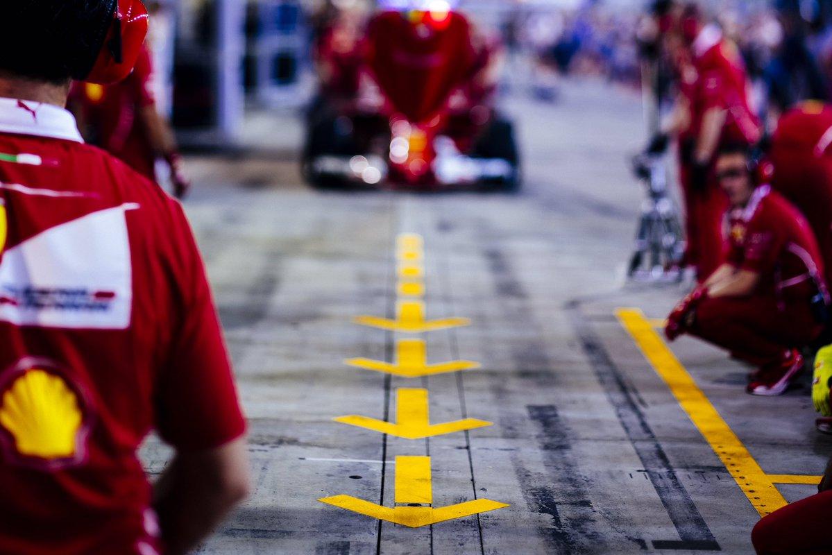 """Ferrari: in Bahrain ritorna il """"media blackout"""""""