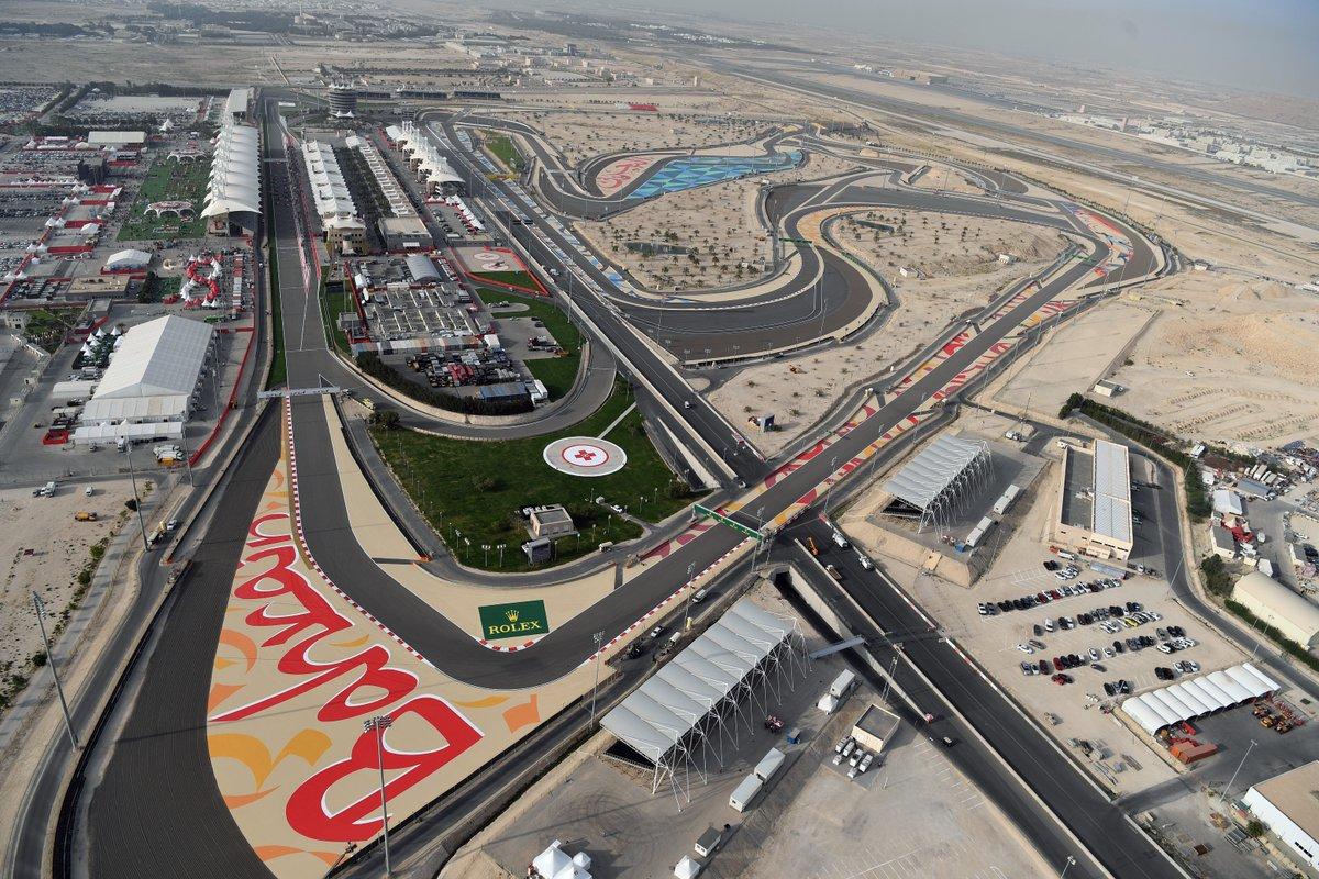 Bahrain: la griglia di partenza ufficiale