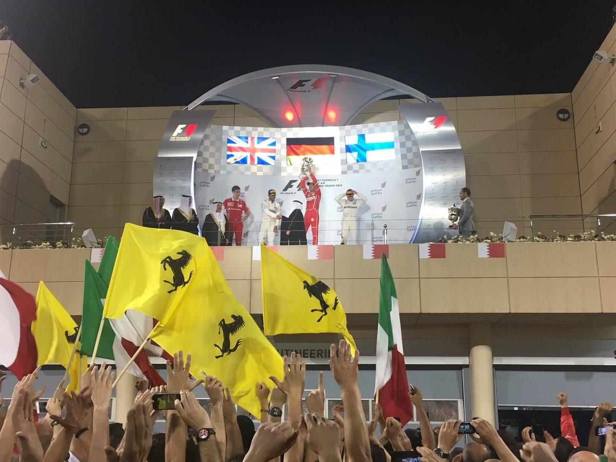 Sticchi Damiani sui successi italiani in F1 e F2
