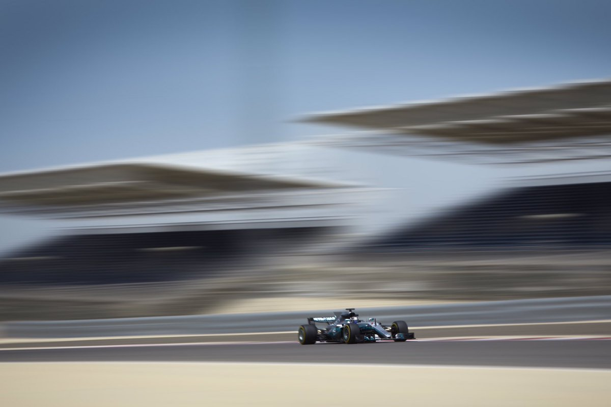 Test Bahrain: Bottas davanti, la McLaren risorge!