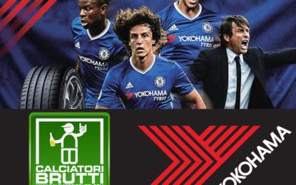 Partnership tra Yokohama Italia e Calciatori Brutti