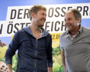 Berger spera che Vettel faccia una gara in DTM