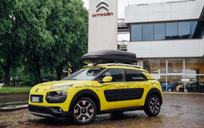 Per Citroën C4 Cactus inizia l'Avventura Gialla!