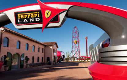 Inaugurato a Barcellona il parco a tema Ferrari Land