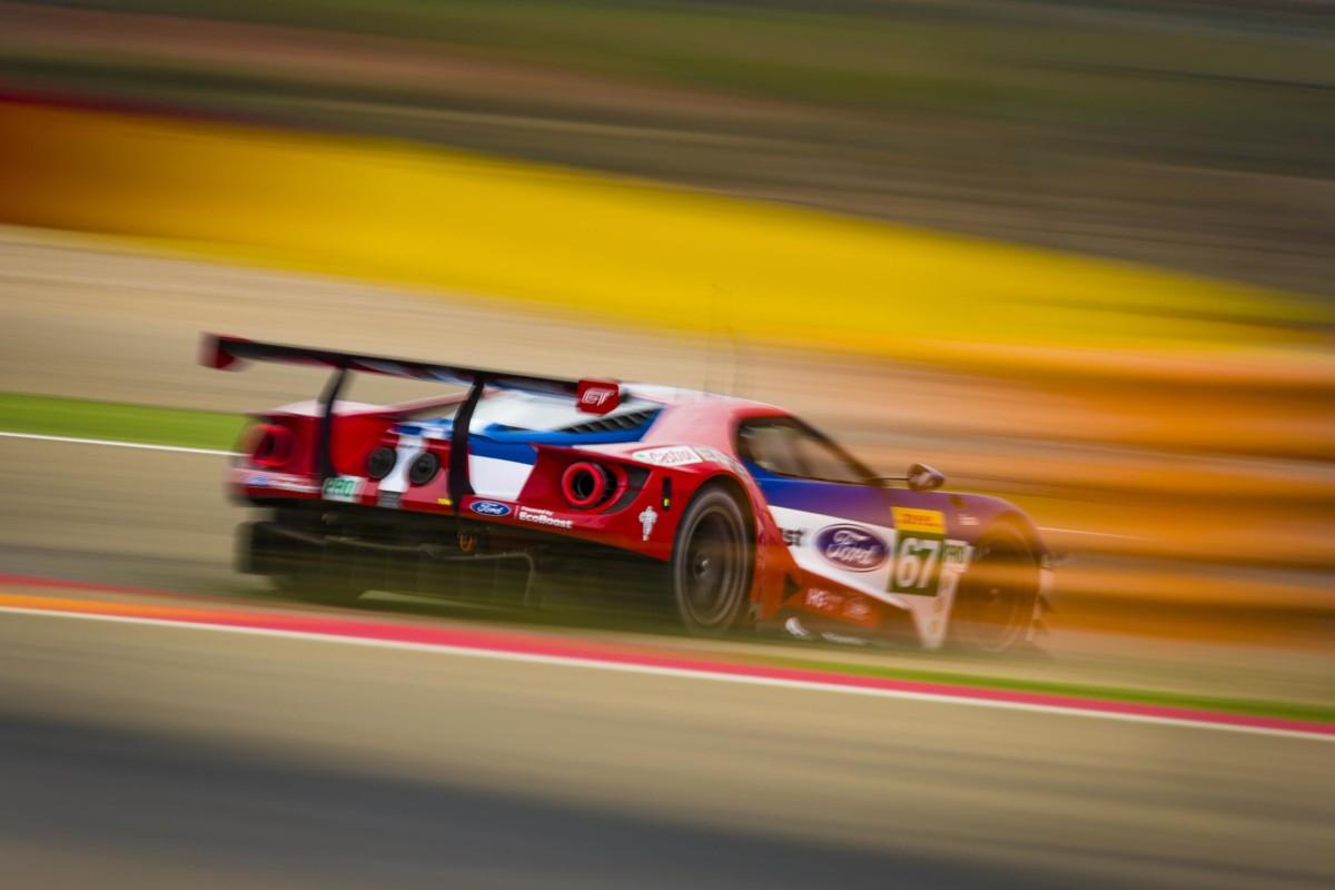 FIA WEC: la Ford GT pronta per iniziare il campionato a Silverstone