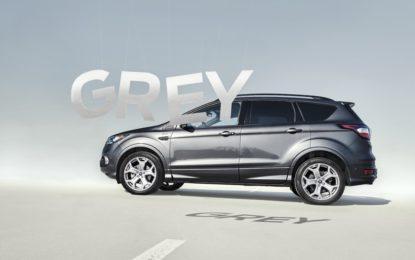 Ford e la rivincita del colore grigio