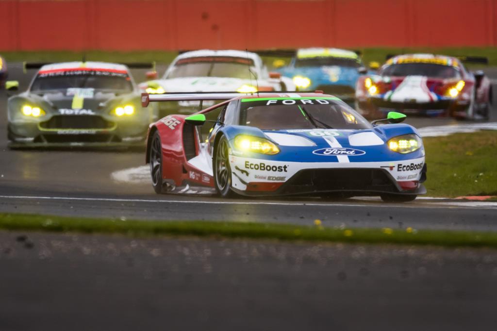 WEC: a Silverstone Ford conquista la prima vittoria 2017