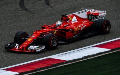 Cina: Ferrari in prima e seconda fila a Shanghai