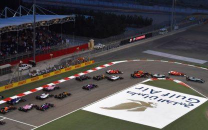 GP Bahrain: set e mescole scelti dai piloti