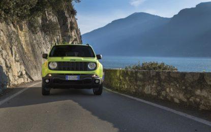 Jeep presenta la nuova Renegade Upland Special Edition