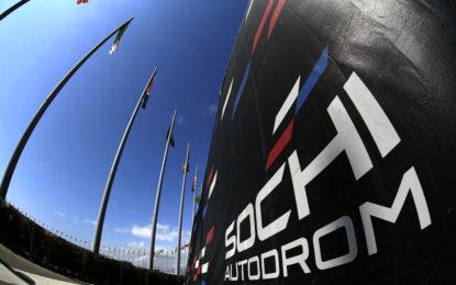 GP Russia: gli orari del weekend in TV