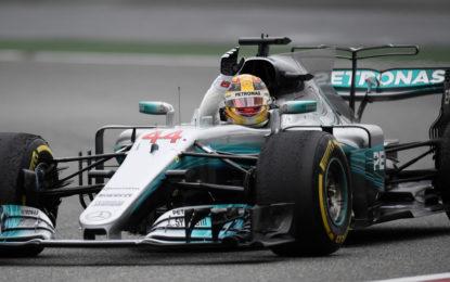 Cina: il punto di Hamilton, Bottas e Mercedes sulla gara