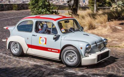 Le grandi auto storiche al Motor Village Palermo