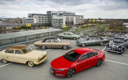 80 anni di Opel alla Techno Classica