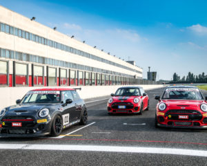 Il MINI Challenge 2017 e la John Cooper Works Petrolhead Edition