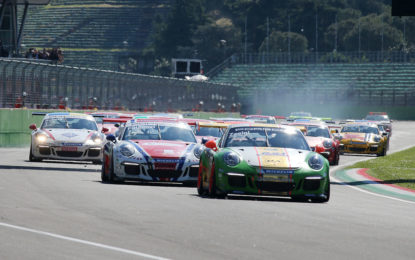 Carrera Cup Italia: il punto sul primo round di Imola