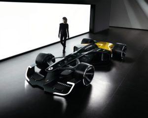 Renault R.S. 2027 Vision: il futuro della F1 in un concept