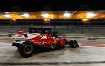 Il calendario dei test pneumatici F1 2018