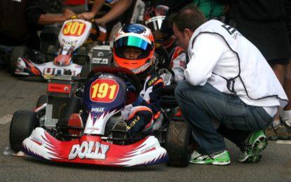 Eduardo Barrichello al debutto sulle monoposto