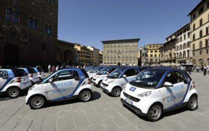 350.000 utenti in Italia per car2go