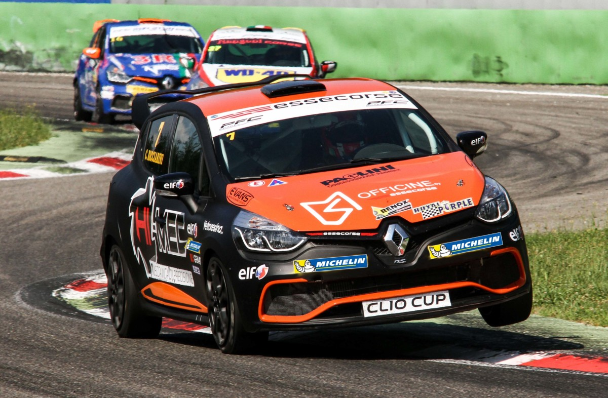 Clio Cup Italia e Press League al via al Mugello