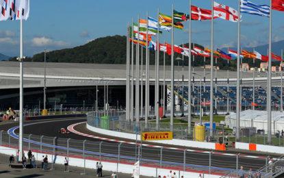 F1: la Russia vuole cambiare data