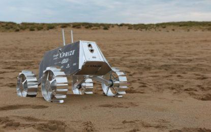 La tecnologia Suzuki 4×4 ALLGRIP nello spazio