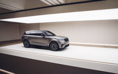 "Land Rover ""Less is Pure"" al Fuorisalone"