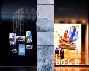 Nuova Nissan Micra e Vogue Italia alla Rinascente di Milano