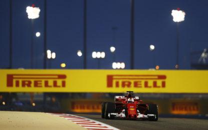 Pirelli nega che le gomme 2017 favoriscano la Ferrari