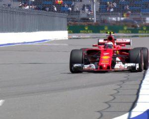 GP Russia: prime libere ai finlandesi Raikkonen e Bottas