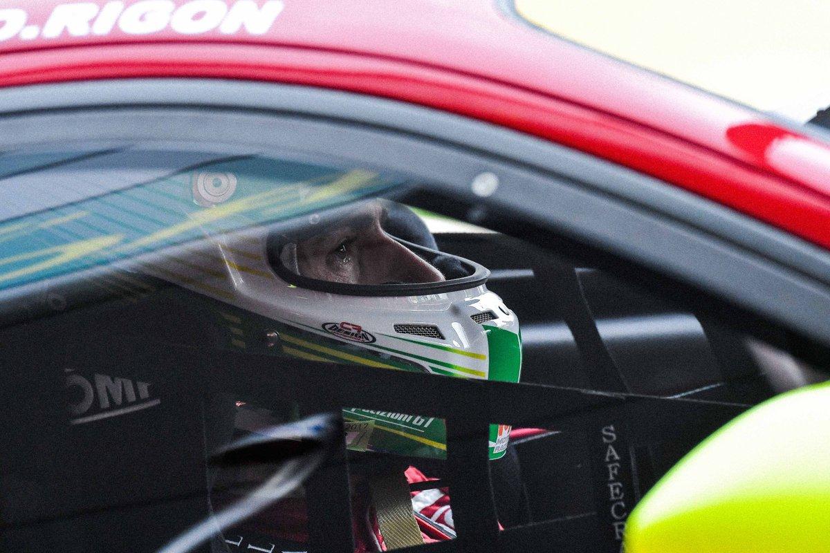 A Monza Rigon inizia la stagione Blancpain GT Series Endurance