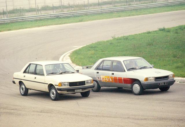 La Peugeot 305 compie 40 anni