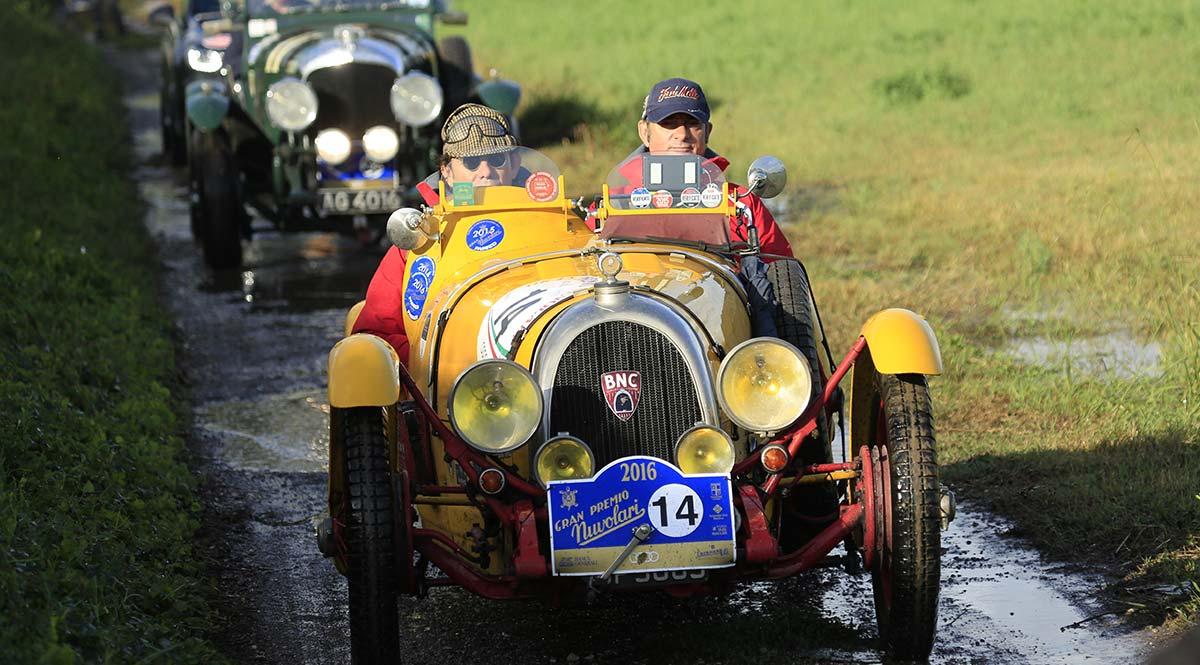 Il Gran Premio Nuvolari a Techno Classica