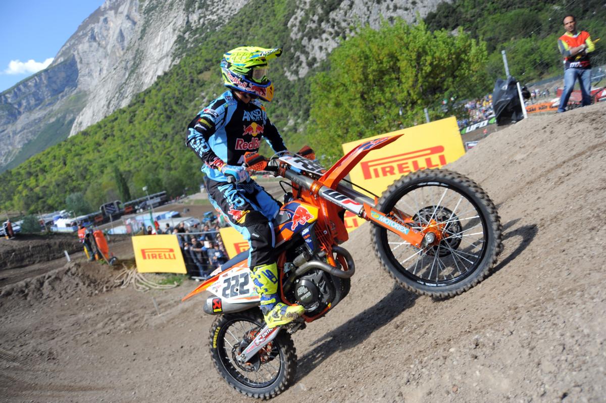 Mondiale Motocross: vittoria di Cairoli nel GP del Trentino