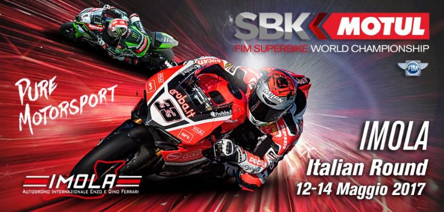 Imola si prepara al round del Mondiale Superbike