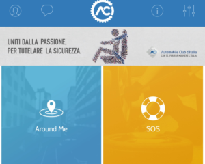 ACI Space: nuova app per automobilisti e motociclisti