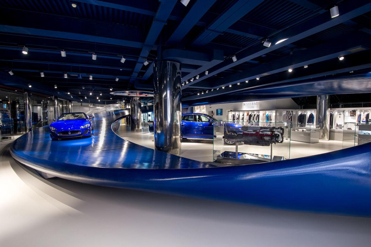 Lo showroom Maserati di Modena vi aspetta il 6 e 20 maggio