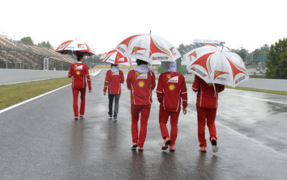 GP Spagna: i piloti Ferrari in attesa delle libere