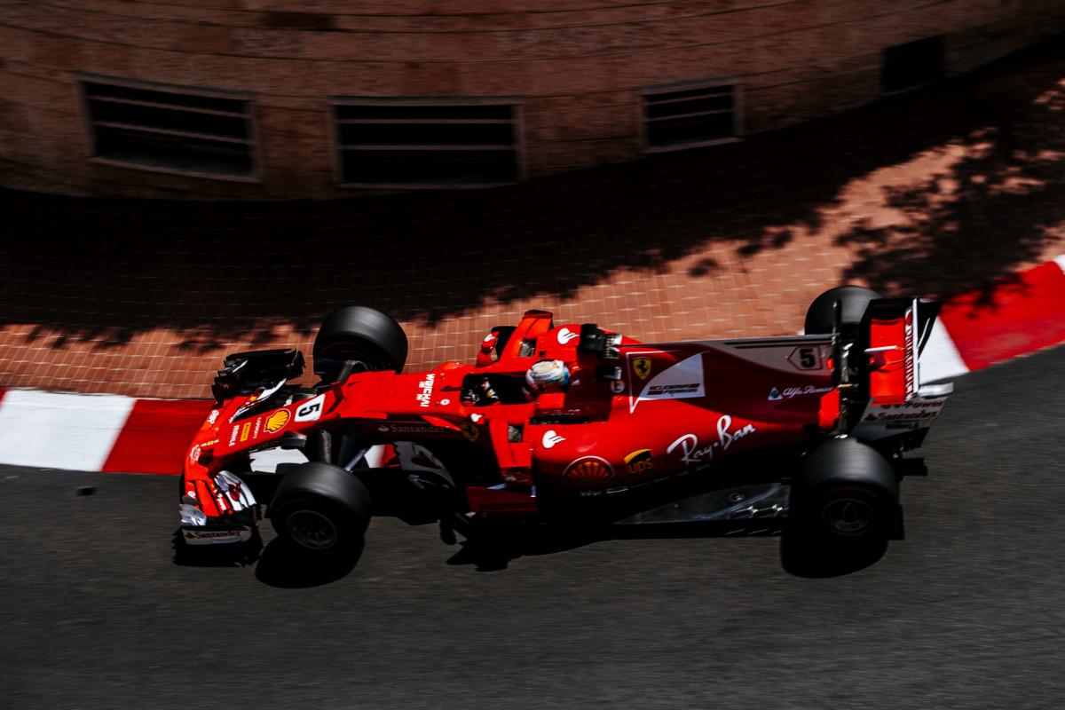 GP Monaco: Vettel-Raikkonen nelle terze libere