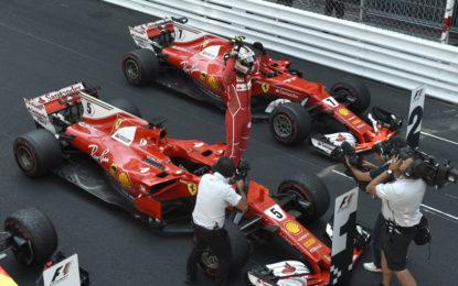 Ferrari: la parola ai protagonisti dopo il successo di Monaco