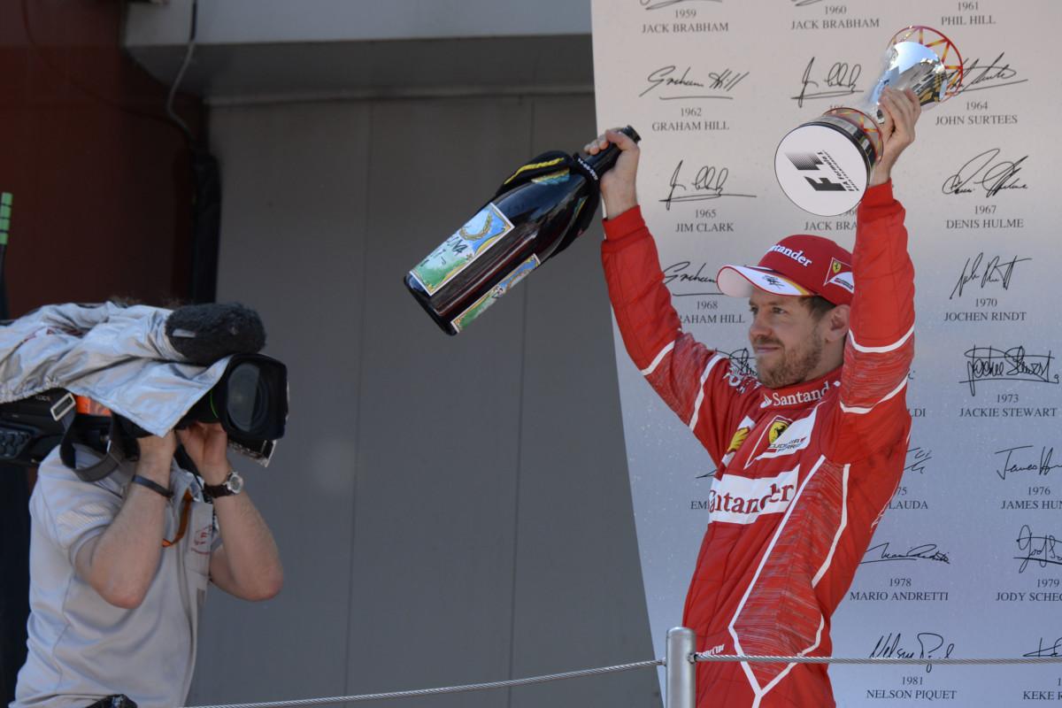 GP Spagna: Ferrari sempre in testa al Mondiale
