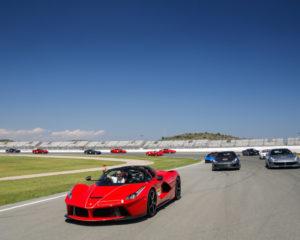 Passione e Challenge Ferrari in pista a Valencia