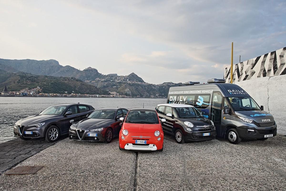 FCA protagonista coi grandi del mondo al G7