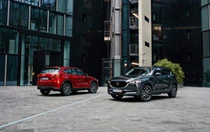 Nuovo Mazda CX-5: i listini