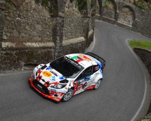 1000 Miglia: vittoria ad Albertini e Ford Fiesta WRC