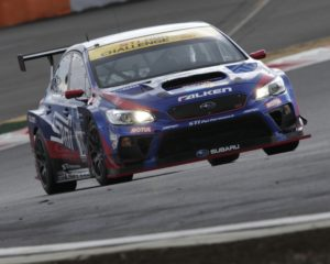 Subaru WRX STI alla 24 Ore del Nürburgring