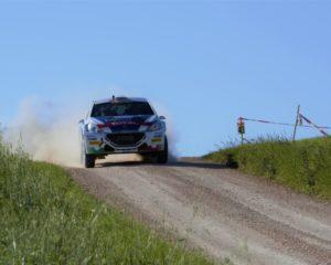 Peugeot al Rally dell'Adriatico: la photogallery