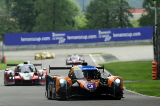 Partito il weekend ELMS a Monza
